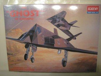 """Academy Lockhead F-117A """"The Ghost of Bagdad"""" 1:72 - Knislinge - Academy Lockhead F-117A """"The Ghost of Bagdad"""" 1:72 - Knislinge"""