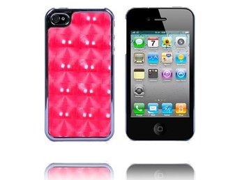 Monaco Electroplated Series (Röd) iPhone - Malmö - Monaco Electroplated Series (Röd) iPhone - Malmö