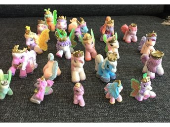 Filly Princess Pony hästar 5 stycken / My little fillys - Partille - Filly Princess Pony hästar 5 stycken / My little fillys - Partille