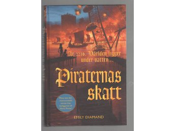 Emily Diamand - Piraternas skatt