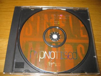 SIMPLE MINDS - Hypnotised CD-maxi 1995 / Promo