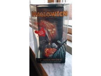 Halloween VHS 20th Anniversary Snow Globe Set Limited Edition i nyskick - Trollhättan - Halloween VHS 20th Anniversary Snow Globe Set Limited Edition i nyskick - Trollhättan