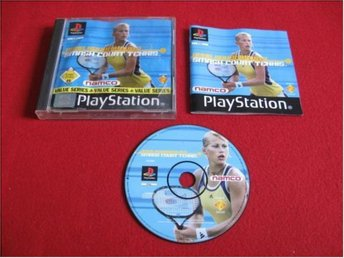 ANNA KOURNIKOVAS SMASH COURT TENNIS till Sony Playstation PSone