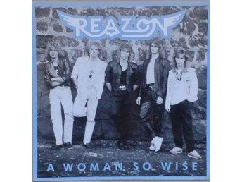 "Reazon title*  A Woman So Wise* Swe  7"" CUF Rare"