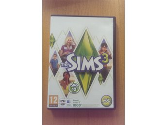 The Sims 3 (PC) DVD nyskick