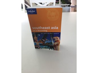 Reseguide Sydostasien lonely planet