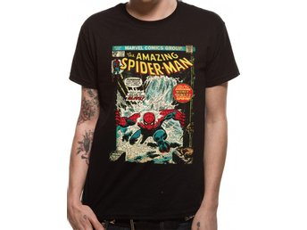 SPIDER-MAN - COMIC COVER (UNISEX) - Extra-Large