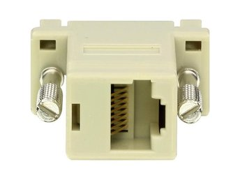 Altusen interface adapter till SN0108/0116, DCE, DB9 till RJ45