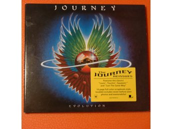 Journey - Evolution - Digipack