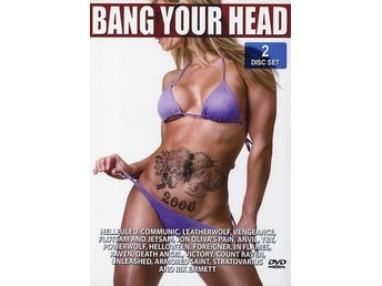 Bang your head 2006 (2 DVD)
