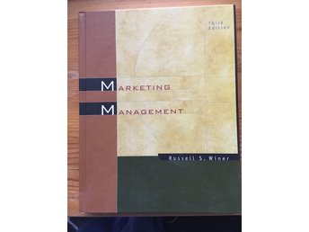 Marketing Management, Russell S. Winer (MBA kurs literatur)