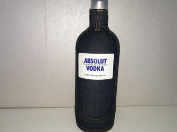 Absolut Vodka , jeans fodral, se bilder!!!