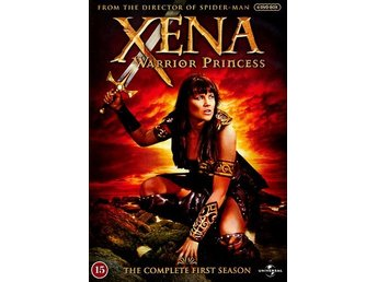 Xena Warrior Princess / Säsong 1 (6 DVD)