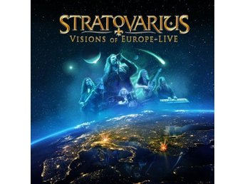 Stratovarius -Visions of Europe 3LP Live Milan and Athen 97