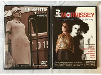 The Smiths Morrissey 2 DVD