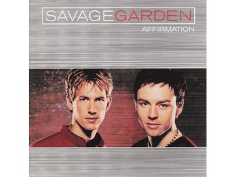 Savage Garden - Affirmation - 2CD - Bonus CD - 2000