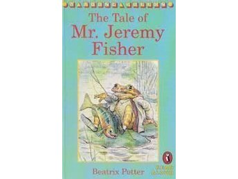 The Tale of Mr. Jeremy Fisher av Beatrix Potter OBS! PÅ ENGELSKA