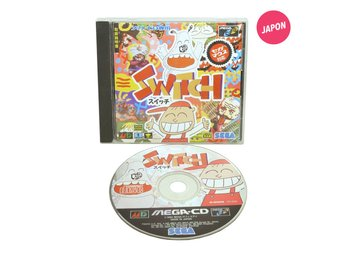 Switch (JAP / Mega CD)
