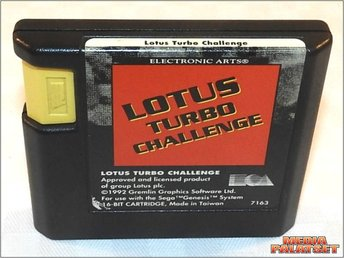 Lotus Turbo Challenge (SMD)