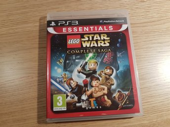 Lego Star Wars: The Complete Saga PS3 Komplett