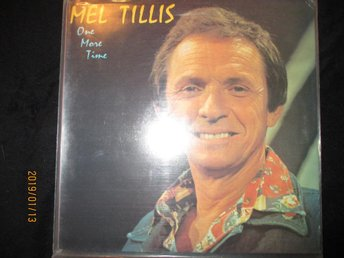 MEL TILLIS-one more time  US.ORBIT 17117    NICE COUNTRY LP