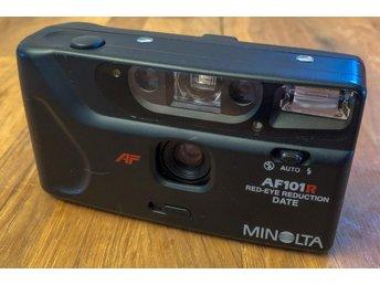 Analogkameras Minolta Af101r 35mm Kompaktkamera Foto & Camcorder