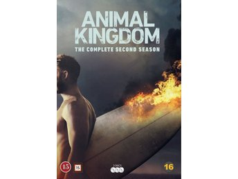 Ny & Inplastad  Animal Kingdom Säsong 2 (3 disc) DVD
