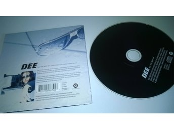 Dee - All the way up, single CD