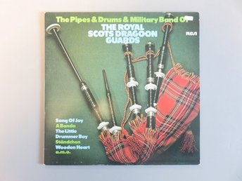 The pipes & drums & military band of the royal scots dragoon