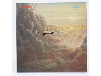Mike Oldfield - Five Miles Out 204 500-610 LP 1982 - Viksjö - Mike Oldfield - Five Miles Out 204 500-610 LP 1982 - Viksjö
