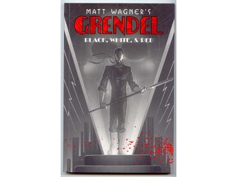 Grendel: Black, White & Red TP NM-