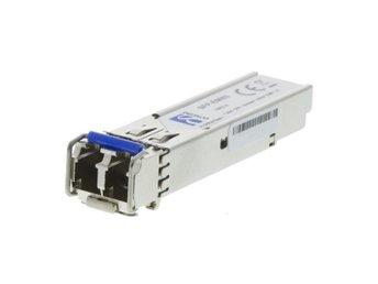DELTACO SFP 1000Base-BX-U , 1310tx/1550rx, 20km, enligt Cisco GLC-BX-U - Höganäs - DELTACO SFP 1000Base-BX-U , 1310tx/1550rx, 20km, enligt Cisco GLC-BX-U - Höganäs