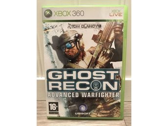 Ghost Recon Advanced Warfighter (PAL) Xbox 360