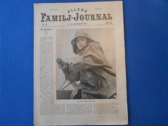 Allers Familj-Journal nr 42 1912 P.G Wodehouse