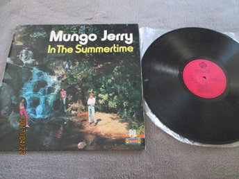 MUNGO JERRY-in the summertime   FR.PYE 749
