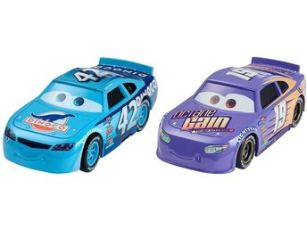 Bobby Swift & Dinoco Cal Weathers - Disney Cars 3 - Bilar