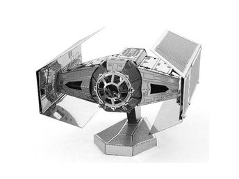 Hobby 3D Metal Pussel Star Wars Darth Vader's TIE Fighter Fri Frakt Helt Nytt