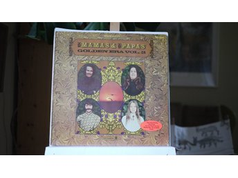 Mamas & Papas - Golden Era Vol. 2      LP