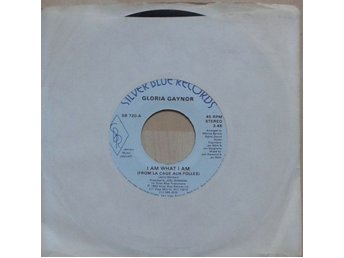 Gloria Gaynor title* I Am What I Am (From La Cage Aux Folles)* Disco,Hi NRG 7""