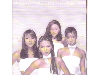 Destiny's Child-The writing's on the wall / CD