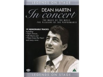 Legends on Stage - Dean Martin