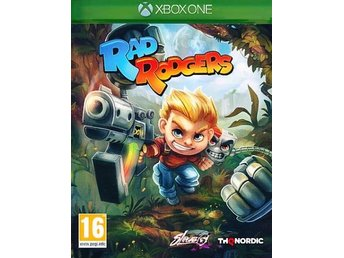 Rad Rodgers (XBOXONE)