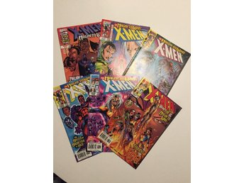 Javascript är inaktiverat. - Johanneshov - X-Men Magneto War (1999) Rea 119 sek!!! 6 issues for 119 sek!!! Includes: X-Men #85-87, Uncanny X-Men #366-367, X-Men Magneto War #1 Magneto has returned and announced to the UN that he's created another electromagnetic pulse, and that it  - Johanneshov