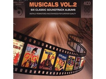 Musicals vol 2 (Digi/Rem) (4 CD)
