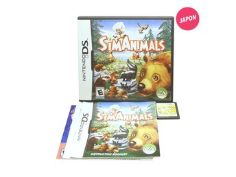 SimAnimals (USA / DS)