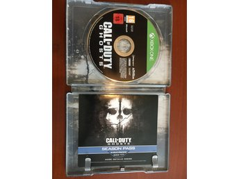 Call of duty ghosts Season pass Xbox one