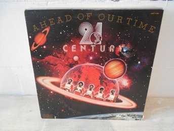 SOUL LP REA !!!!! The 21st Century - Ahead Of Our Time TOPPEX !!!!!