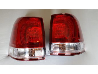 Toyota Land Cruiser lampa
