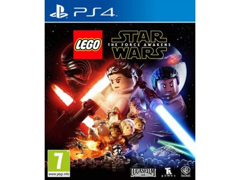 LEGO: Star Wars The Force Awakens - Playstation 4