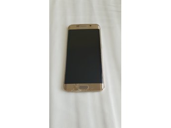 Samsung Galaxy s 6 edge 32Gb olåst.